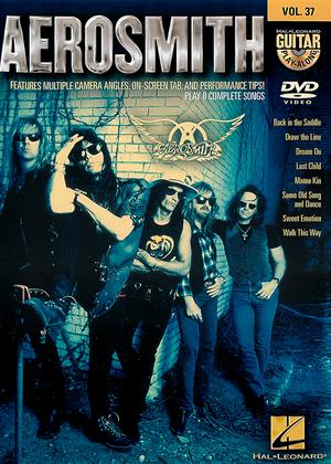Rent The Guitar Play-Along: Aerosmith Online DVD Rental