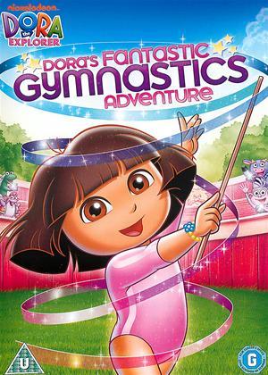 Rent Dora the Explorer: Dora's Fantastic Gymnastic Adventure Online DVD Rental