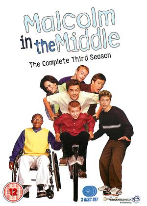 Rent Malcolm in the Middle: Series 3 Online DVD Rental