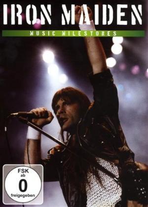 Rent Iron Maiden: Music Milestones Online DVD Rental
