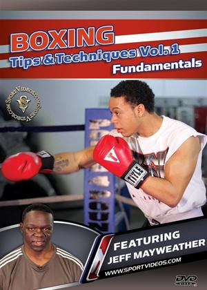 Rent Boxing Tips and Techniques: Vol.1: Fundamentals Online DVD Rental