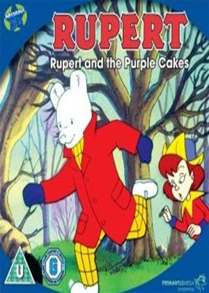 Rent Rupert Bear: Rupert and the Purple Cakes Online DVD Rental