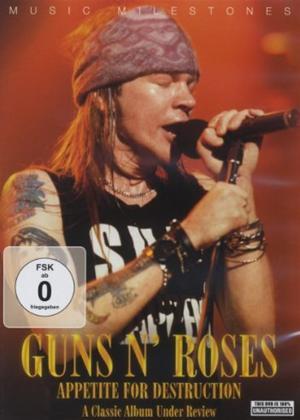 Rent Guns 'N' Roses: Appetite for Destruction Online DVD Rental
