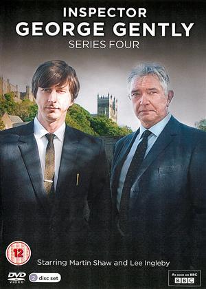 Rent Inspector George Gently: Series 4 Online DVD Rental