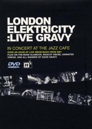 Rent London Elektricity: Live Gravy Online DVD Rental