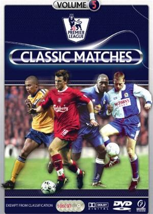 Rent Premier League Classic Matches: Vol.5 Online DVD Rental