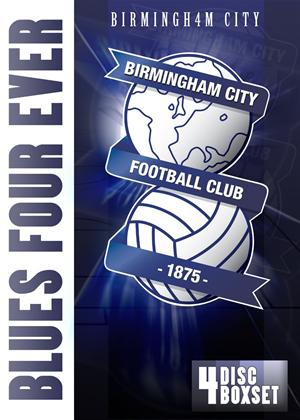 Rent Birmingham City FC: Blues Four Ever Online DVD Rental