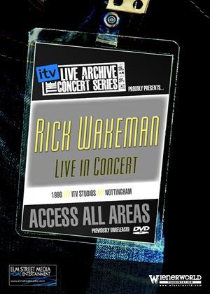 Rent The ITV Sessions: Rik Wakeman: Live in Conert Online DVD Rental