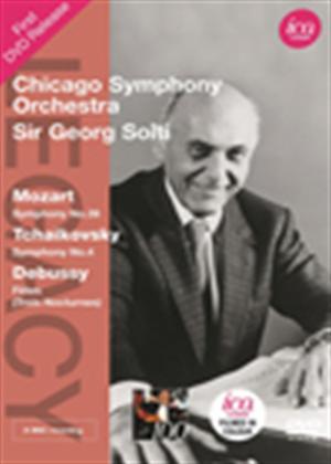 Rent Sir Georg Solti: Mozart/Tchaikovsky/Debussy Online DVD Rental