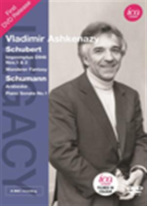 Rent Vladimir Ashkenazy: Schubert/Schumann Online DVD Rental