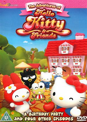 Rent Hello Kitty: A Birthday Party and Four Other Episodes Online DVD Rental