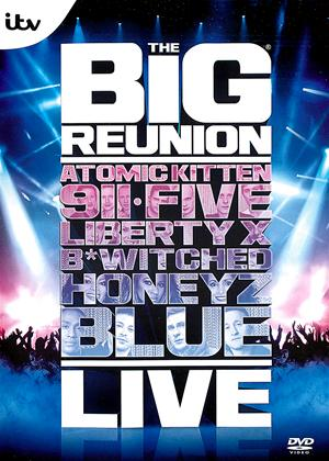 Rent The Big Reunion - Live Online DVD Rental
