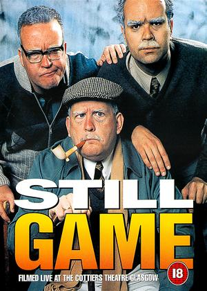 Chewin' the Fat: Still Game - Live in Glasgow! Online DVD Rental
