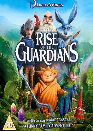 Rise of the Guardians Online DVD Rental