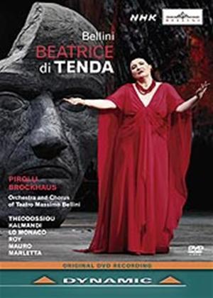 Rent Beatrice Di Tenda: Teatro Massimo Bellini (Pirolli) Online DVD Rental