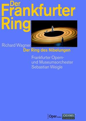 Rent Der Ring Des Nibelungen: Oper Frankfurt (Weigle) Online DVD Rental