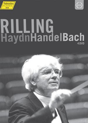 Rent Helmuth Rilling: Haydn/Handel/Bach Online DVD Rental