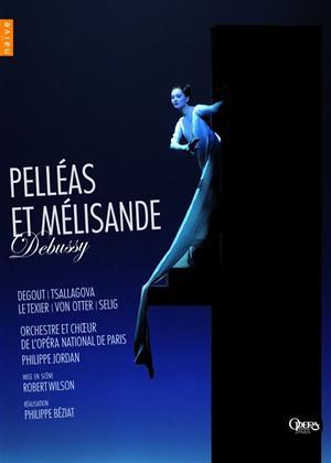 Rent Pelleas Et Melisande: Opera National De Paris (Philippe Jordan) Online DVD Rental