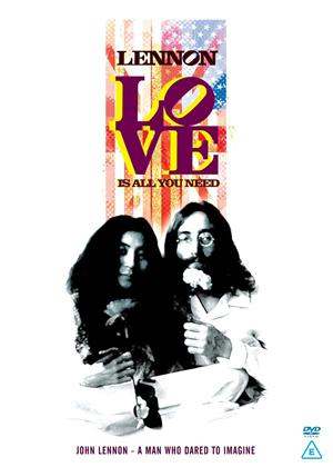 Rent John Lennon: Love Is All You Need Online DVD Rental