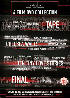 Rent Indigent Collection: Tape / Chelsea Walls / Ten Tiny Love Stories / Final Online DVD & Blu-ray Rental