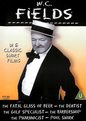 Rent W. C. Fields: 6 Classic Shorts Online DVD Rental