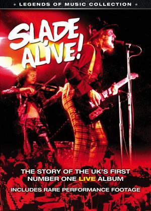 Rent Slade Alive! Online DVD Rental