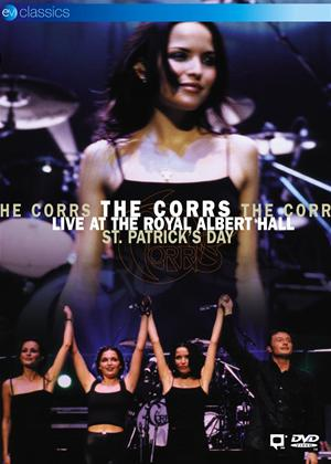 Rent The Corrs: Live at the Royal Albert Hall: St. Patrick's Day 1998 Online DVD Rental