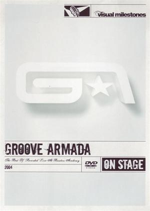 Rent Groove Armada: The Best Of: Live at Brixton Online DVD Rental