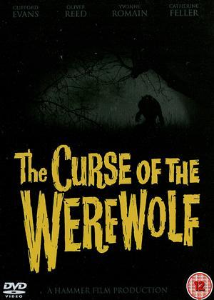 Rent The Curse of the Werewolf Online DVD Rental