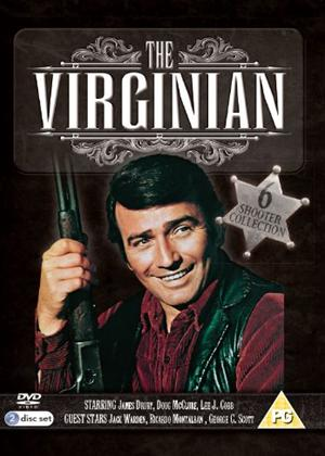 Rent The Virginian: Six Shooter Collection Online DVD Rental