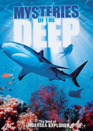 Rent Mysteries of The Deep: The Best of Undersea Explorer Online DVD Rental