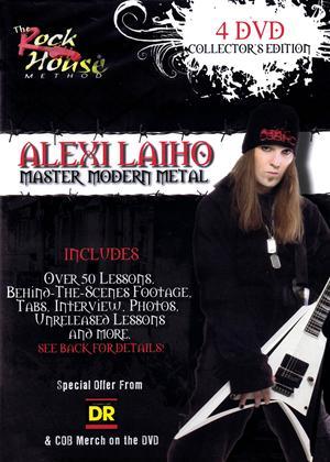 Rent Alexi Laiho: Master Modern Metal Online DVD Rental
