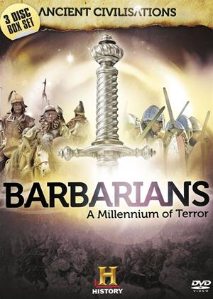 Rent Ancient Civilisations: The Barbarians Online DVD Rental
