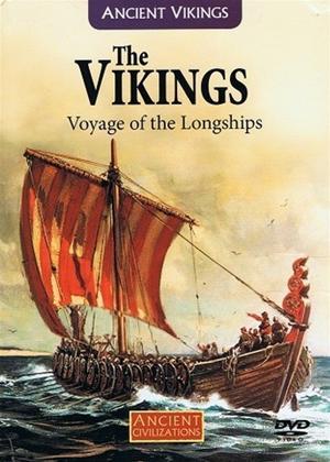 Rent Ancient Civilisations: The Vikings Online DVD Rental