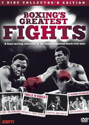 Rent Boxing's Greatest Fights Online DVD Rental