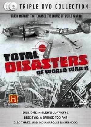 Rent Total Disasters of WWII Online DVD Rental