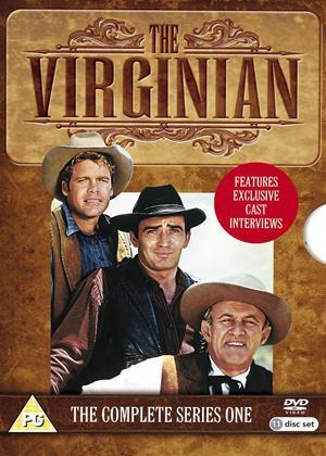 Rent The Virginian: Series 1 Online DVD Rental