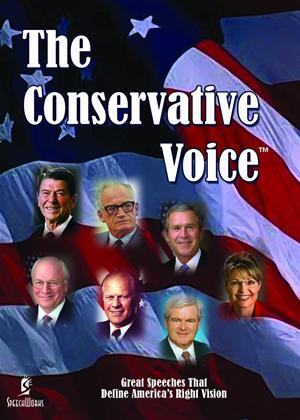 Rent Conservative Voice: Great Speeches That Define America's Right Vision Online DVD Rental
