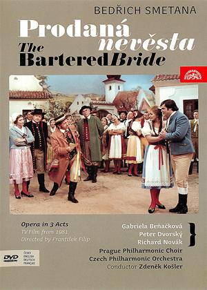 Rent Bedrich Smetana: The Bartered Bride (aka Bedrich Smetana: Prodana Nevesta) Online DVD Rental