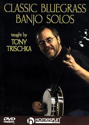 Rent Classic Bluegrass Banjo Solos Online DVD Rental