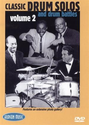 Rent Classic Drum Solos and Drum Battles: Vol.2 Online DVD Rental