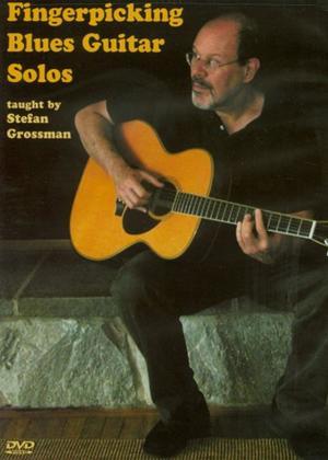 Rent Stefan Grossman: Fingerpicking Blues Guitar Solos Online DVD Rental