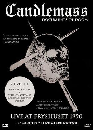 Rent Candlemass: Documents of Doom Online DVD Rental