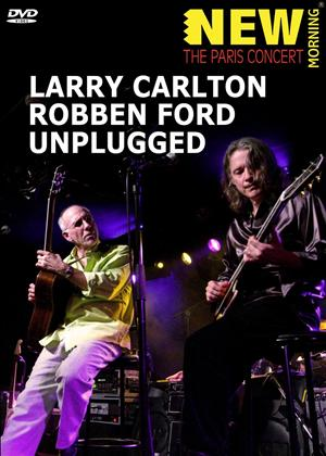Rent Larry Carlton and Robben Ford: Unplugged Online DVD Rental