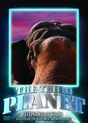 Rent The Third Planet: Elephants of Khana Online DVD Rental