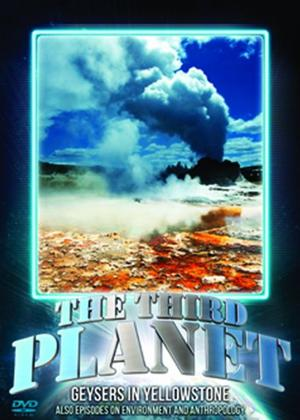 Rent The Third Planet: Geysers in Yellowstone Online DVD Rental