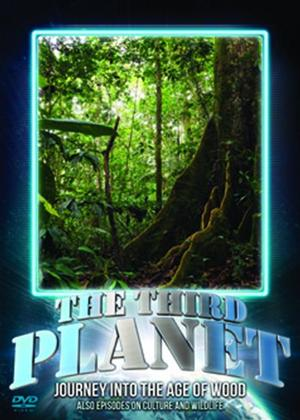 Rent The Third Planet: Journey Into the Age of Wood Online DVD Rental