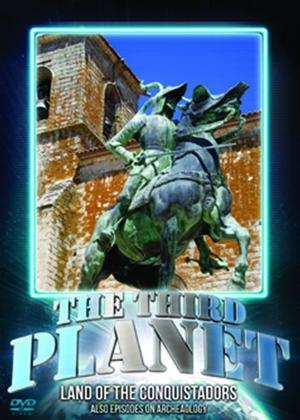 Rent The Third Planet: Land of the Conquistadors Online DVD Rental
