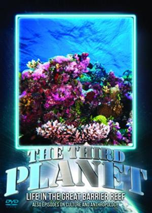 Rent The Third Planet: Life in the Great Barrier Reef Online DVD Rental