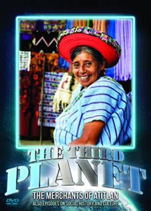 Rent The Third Planet: The Merchants of Atitlan Online DVD Rental